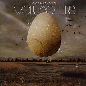 Wolfmother: Cosmic Egg (CD) - Bild 1