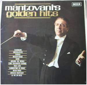 Mantovani: Mantovani's Golden Hits - Cover