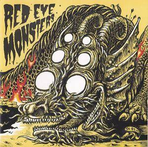 Cover - Coogans Bluff: Red Eye Monsters