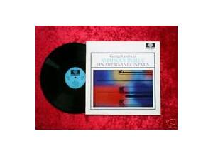 George Gershwin: Rhapsody In Blue / Ein Amerikaner In Paris (LP) - Bild 1