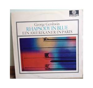 George Gershwin: Rhapsody In Blue / Ein Amerikaner In Paris (LP) - Bild 2