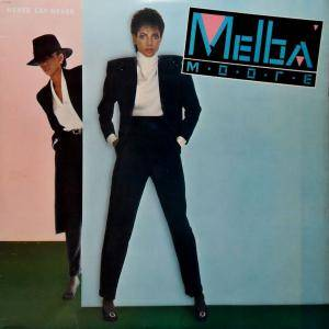 Cover - Melba Moore: Never Say Never
