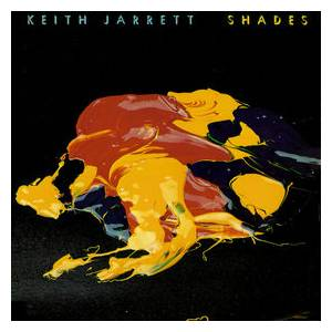 Keith Jarrett: Shades - Cover