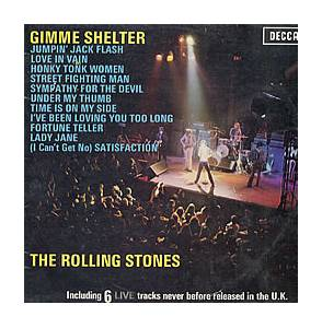 The Rolling Stones: Gimme Shelter (LP) - Bild 1