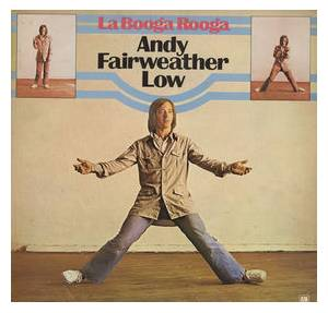Cover - Andy Fairweather Low: Booga Rooga, La