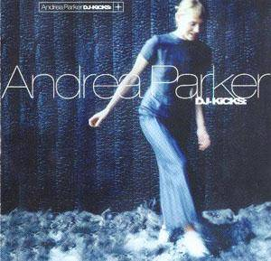 Cover - Model 500: Andrea Parker Pres. DJ-Kicks - The Tracks