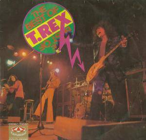 T. Rex: Best Of T.Rex, The - Cover