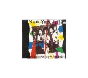 New York Dolls: Personality Crisis - Cover