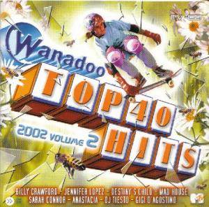 Wanadoo Top 40 Hits - 2002 Volume 2 - Cover