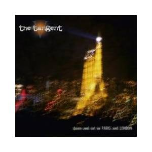 Cover - Tangent, The: Down And Out In Paris And London