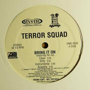 Cover - Terror Squad: Bring It On / Gimme Dat