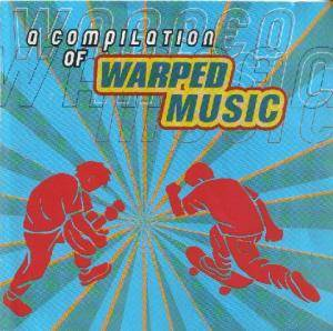 Cover - Tilt: Compilation Of Warped Music, A