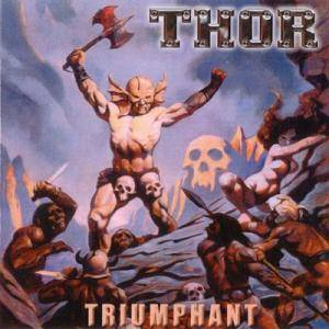 Cover - Thor: Triumphant