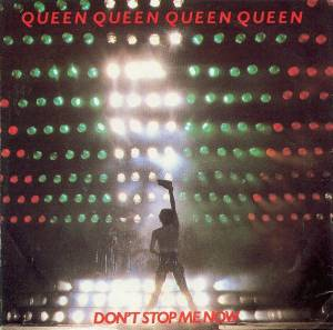 Queen: Don't Stop Me Now - Cover