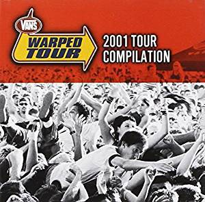 Cover - Agent 51: Warped Tour 2001 Compilation