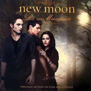 Twilight Saga: New Moon, The - Cover