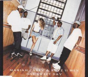 Mariah Carey & Boyz II Men: One Sweet Day - Cover