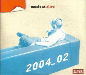 Music At Alive 2004_02 - Cover