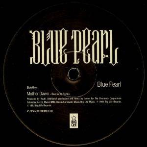 Cover - Blue Pearl: Mother Dawn