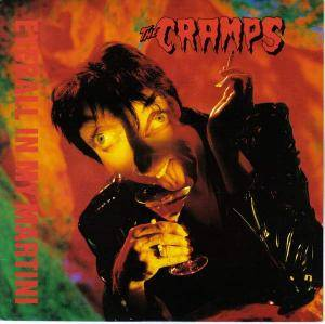 The Cramps: Eyeball In My Martini - Cover