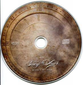 The 11th Hour: Burden Of Grief (CD) - Bild 3