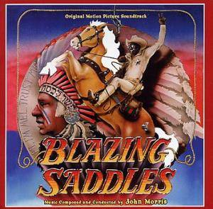 Cover - John Morris: Blazing Saddles