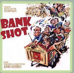 Cover - John Morris: Bank Shot