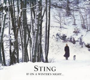 Sting: If On A Winter's Night... - Cover