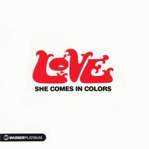 Cover - Love: She Comes In Colors