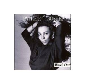 Cover - Patrice Rushen: Watch Out!