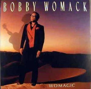 Bobby Womack: Womagic - Cover