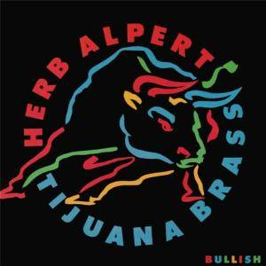 Herb Alpert & The Tijuana Brass: Bullish - Cover