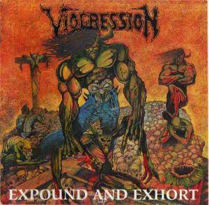 Viogression: Expound And Exhort - Cover