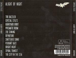 Crystal Stilts: Alight Of Night (CD) - Bild 4