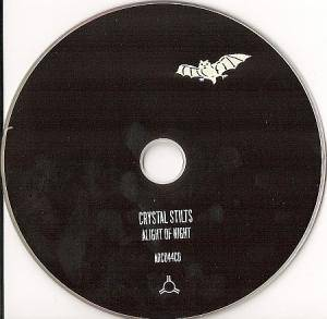 Crystal Stilts: Alight Of Night (CD) - Bild 5