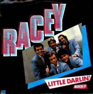 Cover - Racey: Little Darlin'