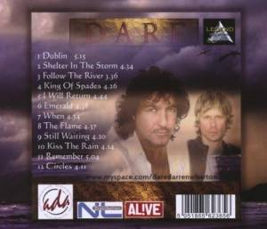 Dare: Arc Of The Dawn (CD) - Bild 2