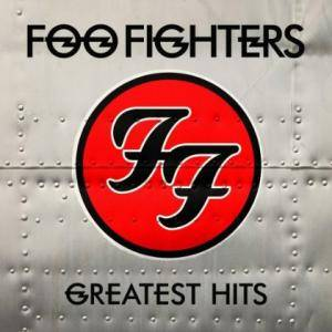 Foo Fighters: Greatest Hits - Cover