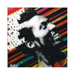 Jimmy Cliff: Power And The Glory, The - Cover