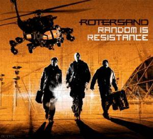 Cover - Rotersand: Random Is Resistance