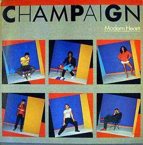Cover - Champaign: Modern Heart