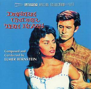 Cover - Elmer Bernstein: Desire Under The Elms