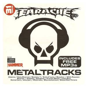 Cover - Mistress: Metal Hammer 136.2 - Earache Metaltracks