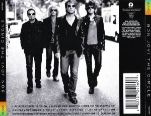 Bon Jovi: The Circle (CD) - Bild 2
