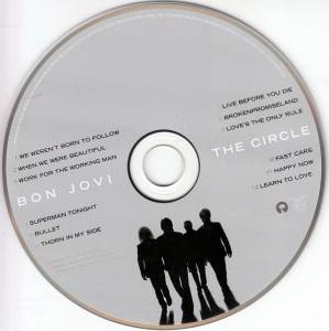 Bon Jovi: The Circle (CD) - Bild 3