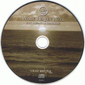 While Heaven Wept: Vast Oceans Lachrymose (CD) - Bild 3