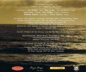 While Heaven Wept: Vast Oceans Lachrymose (CD) - Bild 5
