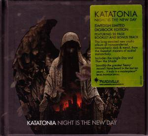 Katatonia: Night Is The New Day (CD) - Bild 2