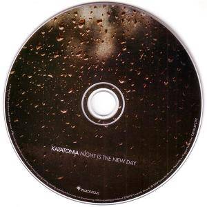 Katatonia: Night Is The New Day (CD) - Bild 4