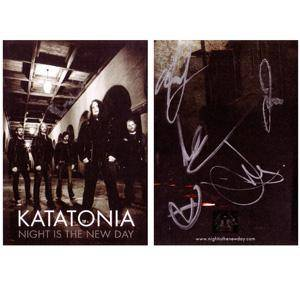 Katatonia: Night Is The New Day (CD) - Bild 6